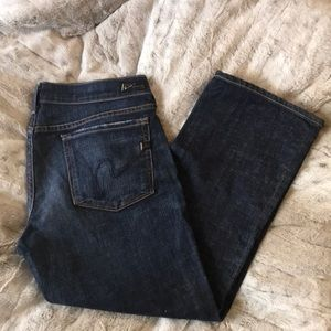 💕NWOT💕CITIZENS OF HUMANITY CROPPED JEANS